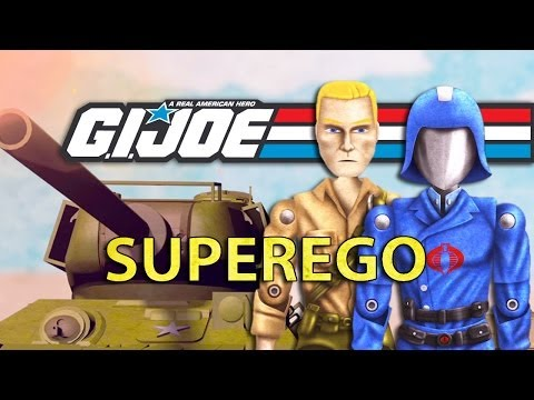 G.I. JOE w/ Paul F. Tompkins – Superego