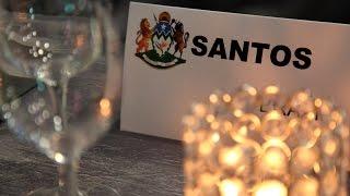 Nesta terça (29), a organização do torneio internacional Sub-19 na cidade de Durban, na África do Sul, realizou um jantar de...