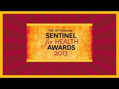 2013 Sentinel for Health Awards