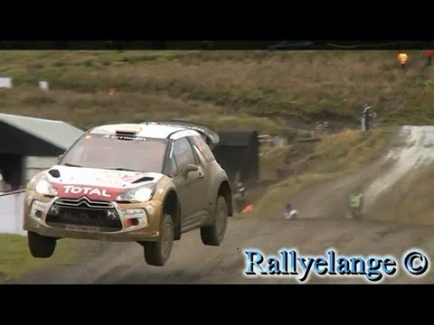 GB - WRC - RAC Wales Rally GB 2013 [HD]