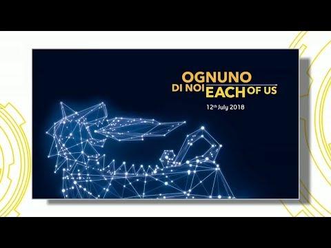 Each of Us - CEO Claudio Descalzi speech | Eni Video Channel