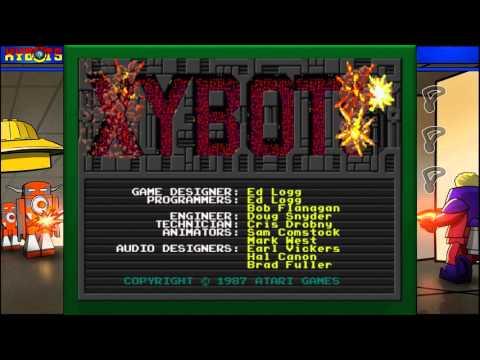 XYBOTS Arcade Dock Location - Dalektable Adventure - Midway Arcade Lego Dimensions