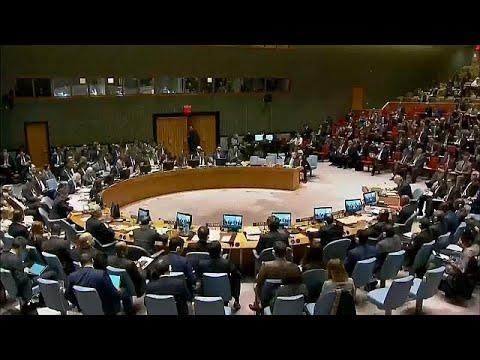 Weltsicherheitsrat: Uneinigkeit über Duma
