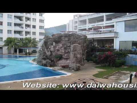 Penang Minden Heights U-Garden Apartment