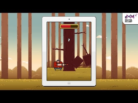 Video of Timberman