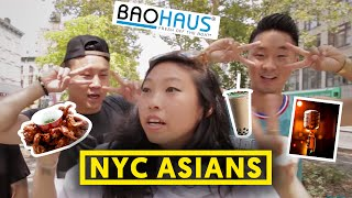 Video ASIANS IN NYC ft. Awkwafina MP3, 3GP, MP4, WEBM, AVI, FLV Agustus 2018