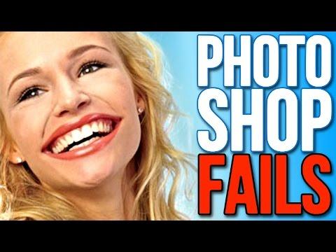 HORRIBLE PHOTOSHOP FAILS