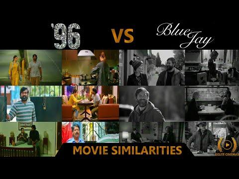 96 (2018) Vs BlueJay (2016) Movie Similarities l By Delite Cinemas