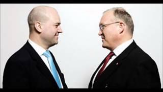 Valet 2006 - Duellen i SR - Göran Persson (S) och Fredrik Reinfeldt (M)
