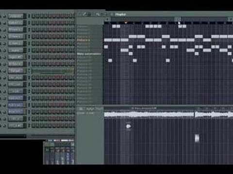 Killer iNdustries Drum and bass in Fl Studio