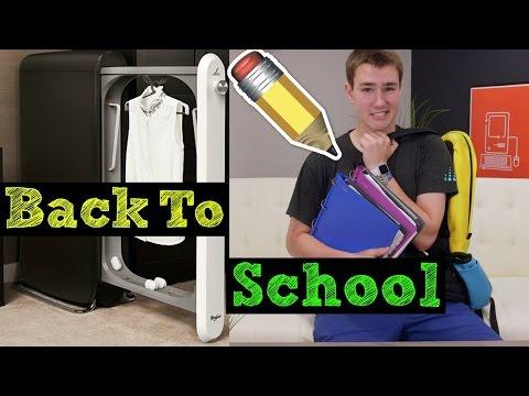 Insane Back To School Tech!