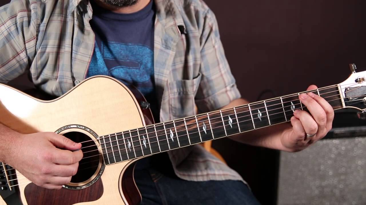 Marshall Tucker Band – Can't You See  – How to Play on Acoustic Guitar Acoustic Songs For Guitar