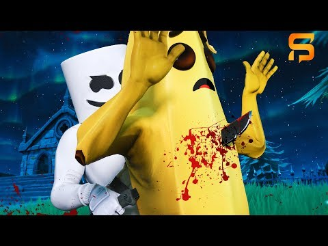 PEELY is STABBED IN THE BACK by MARSHMELLO...