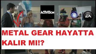 Hideo Kojima'nın ayrılmasıyla birlikte akıbeti üstüne pek çok tartışmanın döndüğü Metal Gear Solid serisine yeni bir oyun dahil oluyor! Gamescom 2016 etkinli...