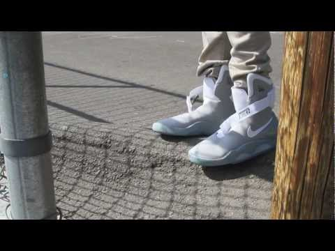 0 Nike Mag 2011 On Feet Video
