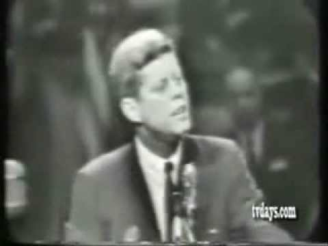 """JFK'S """"HEALTH CARE"""" SPEECH FROM MADISON SQUARE GARDEN (MAY 20, 1962)"""