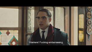 Legend  2015    Shootout Pub Scene W  Tom Hardy