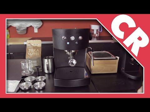 Ascaso Basic Espresso Machine | Crew Review