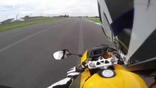 9. 2014 EBR 1190RX Onboard Lap of Indianapolis - MotoUSA