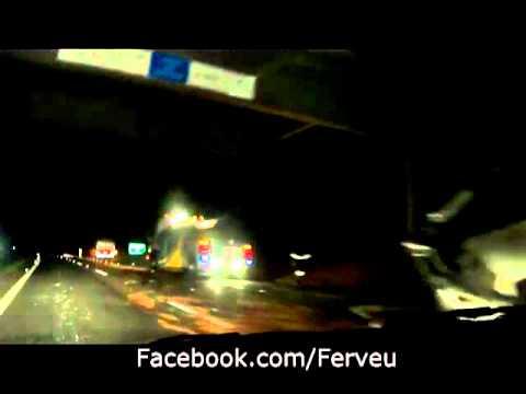 Acidente grave na Rodovia SP-330 - Anhanguera - Próximo a São Joaquim da Barra SP