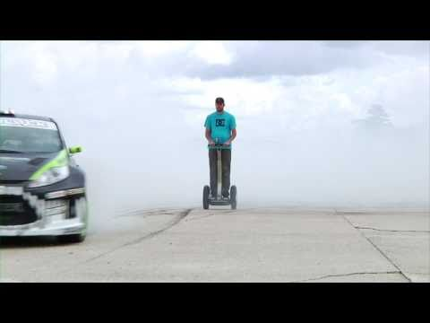 Ken Block x DC   Gymkhana THREE Alternate + Bonus Scenes | Video