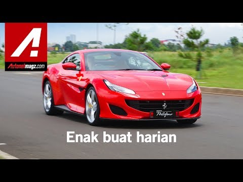 Ferrari Portofino Indonesia - Review & Test Drive by AutonetMagz