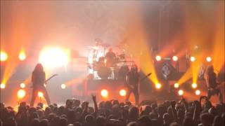 Clermont-Ferrand France  City pictures : Machine Head 6 songs live Clermont Ferrand France 19/03/16