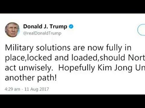Λεονταρισμοί και απειλές στην κόντρα ΗΠΑ – Β.Κορέας
