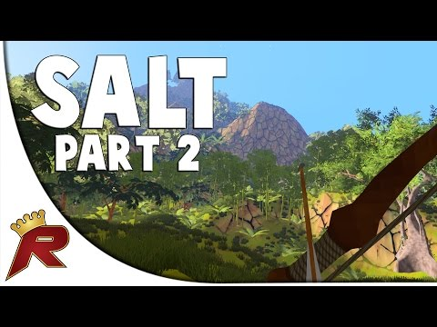 Salt - Welcome to Salt, an open world survival based island hopping game. Build rafts, boats and defend your way through crowds of pirates searching for treasure. U...