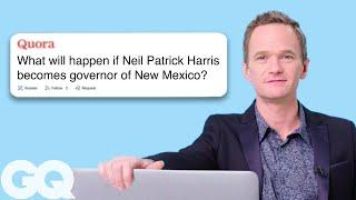Video Neil Patrick Harris Goes Undercover on Reddit, Twitter, and YouTube | GQ MP3, 3GP, MP4, WEBM, AVI, FLV Oktober 2018