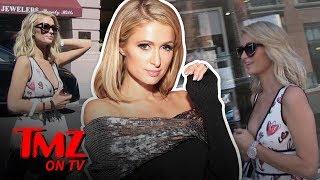Video Paris Hilton Rides The Shade Train Into Khloe Kardashian | TMZ TV MP3, 3GP, MP4, WEBM, AVI, FLV April 2018