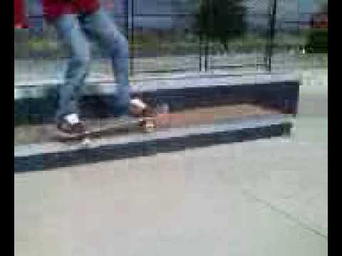 Creston Skatepark 50-50 small box