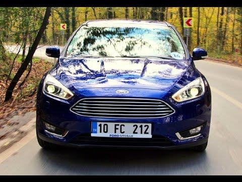 Ford Focus 2015 Testi