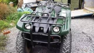 8. Another new quad ??? - yamaha kodiak 400 4x4