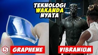 Video VIBRANIUM ASLI ! 12 TEKNOLOGI SUPER CANGGIH WAKANDA TERNYATA ADA BETULAN MP3, 3GP, MP4, WEBM, AVI, FLV November 2018
