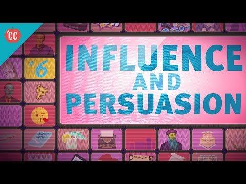 Influence & Persuasion: Crash Course Media Literacy #6