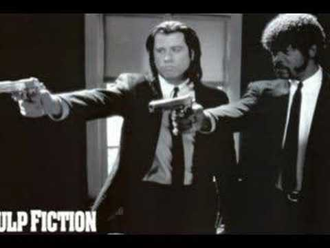 Pulp Fiction Theme: Surf Rider