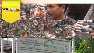 #JAKARTA - Sampah Jakarta