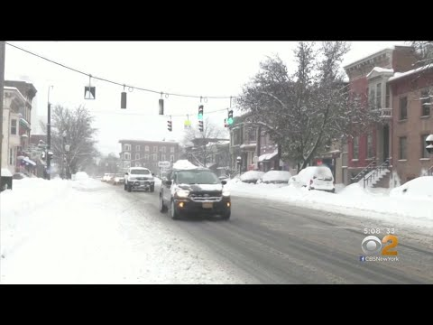 Multiple States See Accumulation After First Snow Storm Of Season