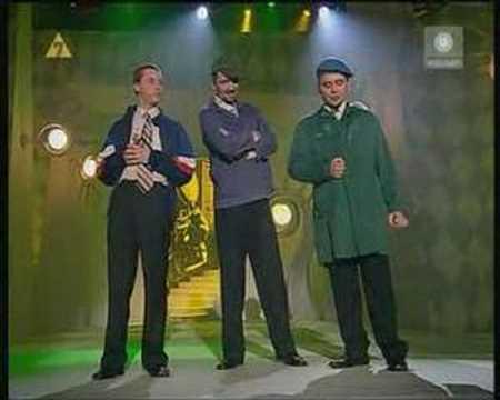 Kabaret Młodych Panów – Blacharz