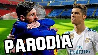 Video Canción Barcelona vs Real Madrid 2-2 (Parodia Te Bote Remix - Bad Bunny, Ozuna, Nicky Jam, Darell) MP3, 3GP, MP4, WEBM, AVI, FLV Mei 2018