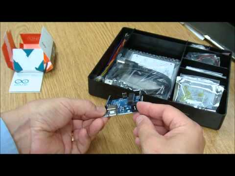 Product Review: Arduino Starter Kits