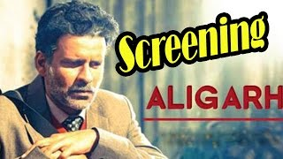Nonton Aligarh 2016   Special Screening   Naseeruddin Shah   Manoj Bajpai   Aditi Rao Hydri   Raj Kumar Rao Film Subtitle Indonesia Streaming Movie Download