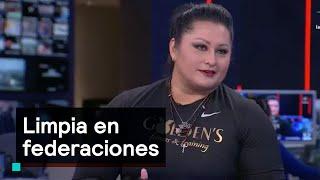 Ángeles Ortiz pide limpiar federaciones - Despierta con Loret
