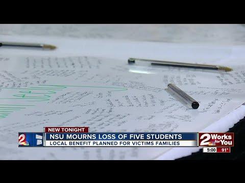 NSU mourns loss of five students (видео)