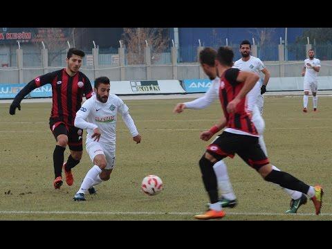 Adliyespor-Sakaryaspor maç özeti