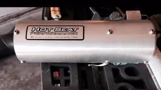 5. 2007 Polaris Sportsman 500 HO EFI Deluxe Stock Exhaust vs Speedwerx Slip-On Exhaust