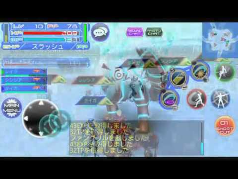 Video of 【無料RPG】ギャラクシーフロンティア【オンラインゲーム】