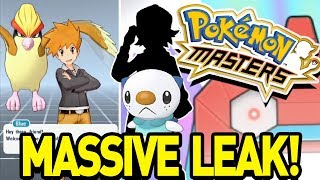 MASSIVE BLUE LEAK! Blue Pidgeot Event in Pokemon Masters! by aDrive