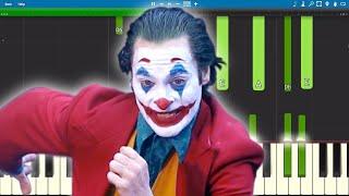 Joker Soundtrack - Bathroom Dance - Piano Tutorial - Hildur Guðnadóttir